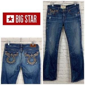 Big Star ⭐️ Liv Bootcut Jeans 👖